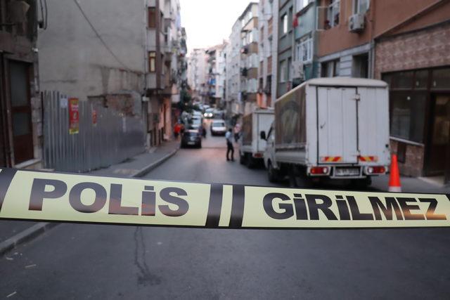 Fatih'te silahlı kavga: 1 yaralı