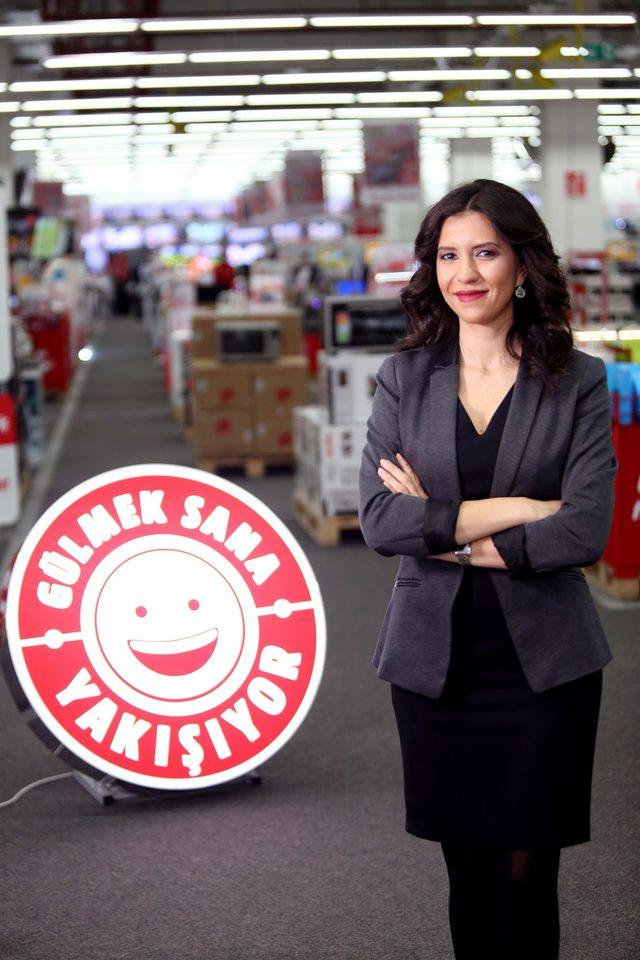 MediaMarkt'dan yeni proje: Online'dan Mağazaya
