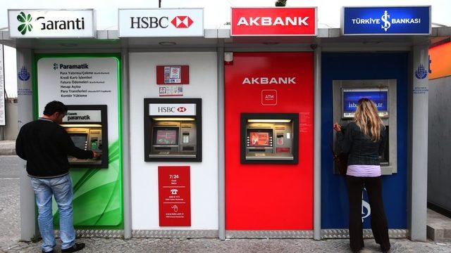 Bankamatikler