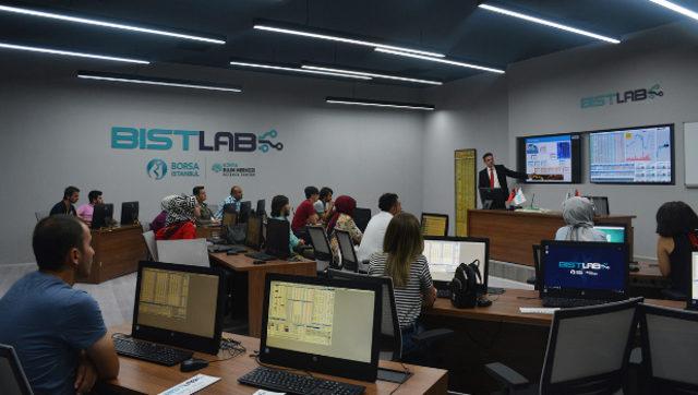 Borsa İstanbul A.Ş. ve Konya Büyükşehir Belediyesi iş birliği ile Konya Bilim Merkezi'nde BISTLAB açılışı yapıldı