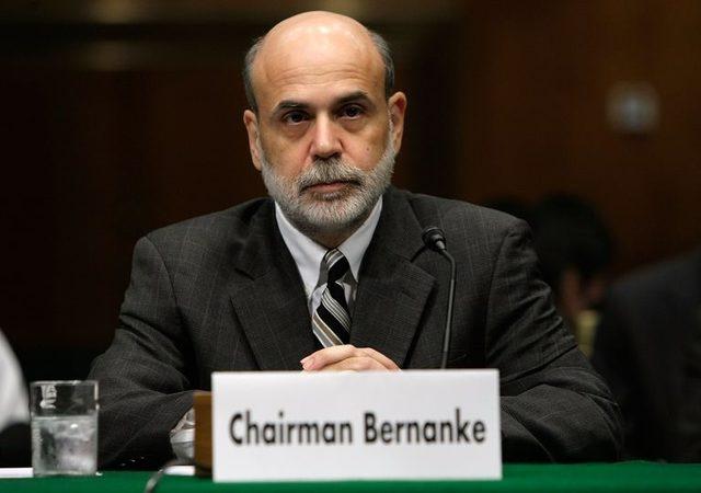 Eski Fed Başkanı Bernanke