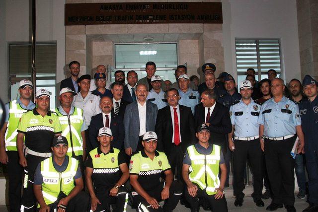Bakan Soylu, Kırıkkale'deki denetlemeleri takip etti (3)