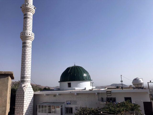 Derik'te bir camiye ilk kez kadın ismi verildi