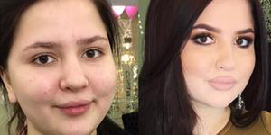 Bu makyaj sanatçısı her kadının güzellik kraliçesi olabileceğini kanıtladı