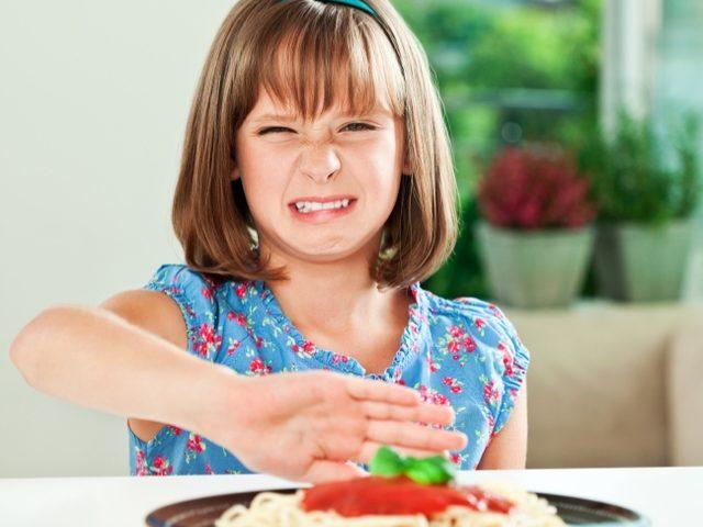 Çocuklarda yemek seçme ve iştahsızlık