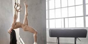 Kıyafetsiz Baş Döndürücü Gözüken 24 Sporcu
