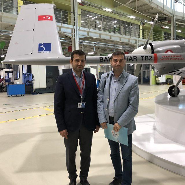 Selçuk Bayraktar: İnsansız savaş uçağı 2023'ten önce (2)