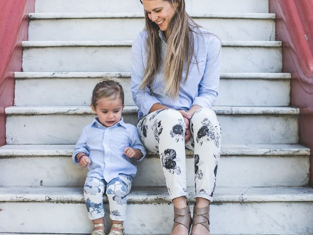 Annelerin kızlarıyla bir takım olduğunun kanıtı bu fotoğraflar