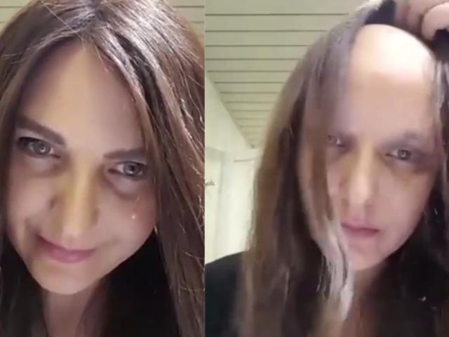 Meme kanserine yakalanan Zeynep'ten ağlatan video