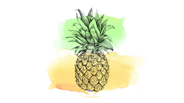 Pineapple-Wallpaper-1