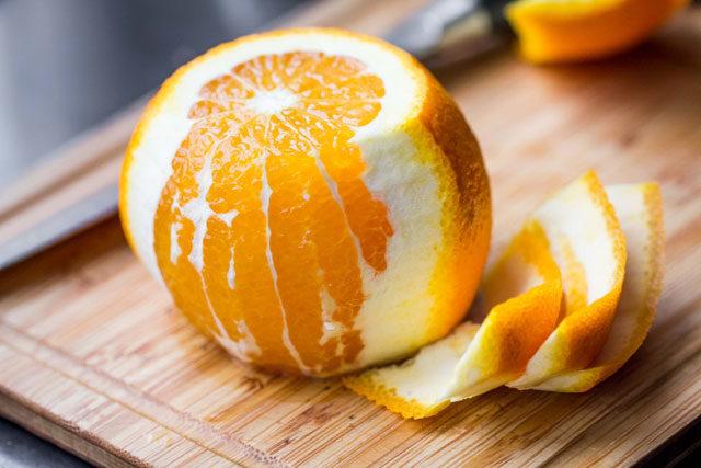 Диета на яйцах с апельсинами