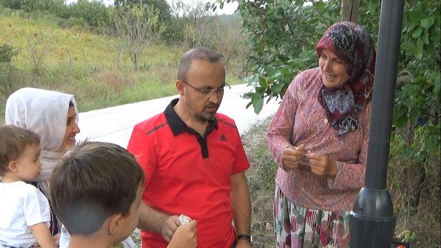 AK Partili Turan: Bırakın krizi, çalışan insan emeğinin karşılığını buluyor