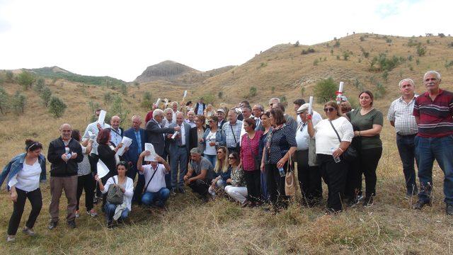 Askeri darbeyle köylerinden ayrılanlar, 38 yıl sonra Pülümür'de yeni yerleşim kuracak