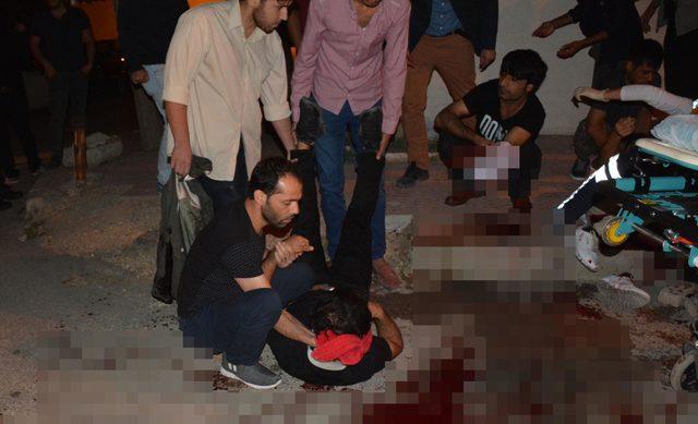 Bilecik'te 3 Afgan mülteci bıçakla yaralandı