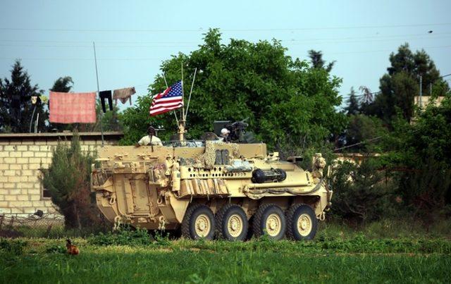 US troops syria AFP
