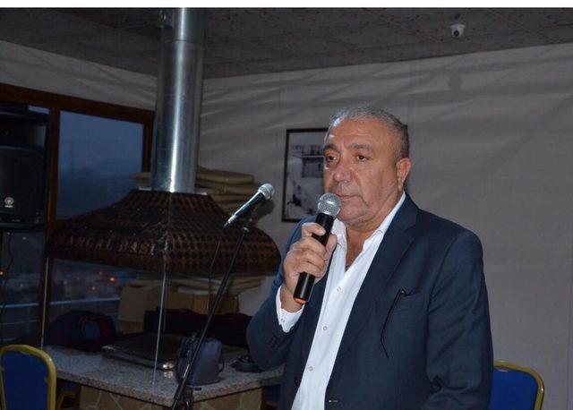 Başkan Kılıç, Kaymakam Saadettin Doğan'a teşekkür etti