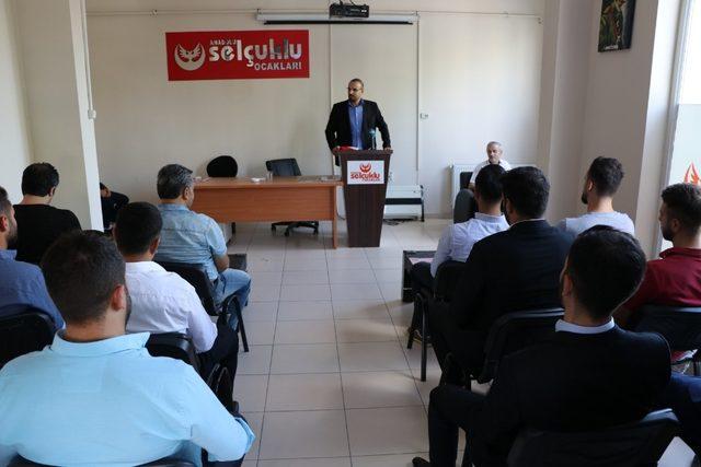 Anadolu Selçuklu Ocaklarında istişare toplantısı
