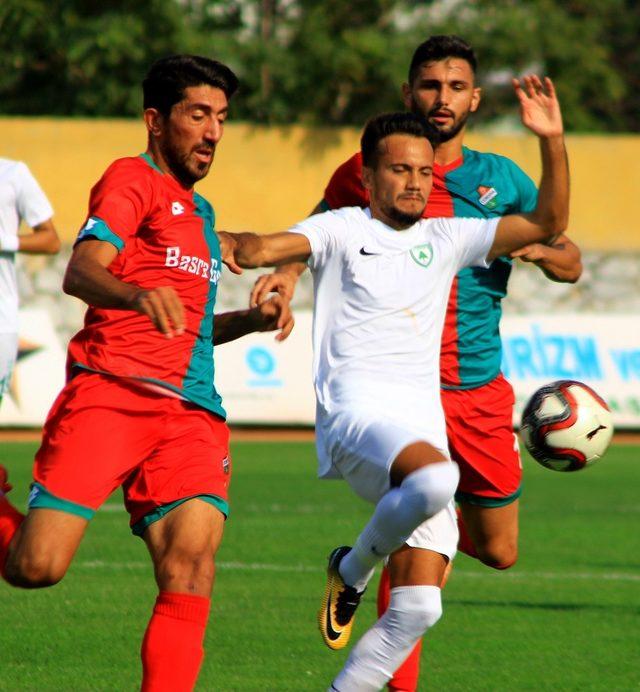 TFF 3. Lig: Muğlaspor:0 Cizrespor: 0