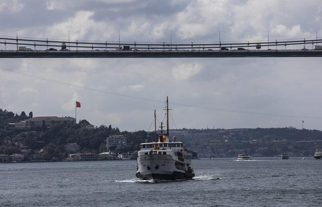 (Havadan fotoğraflarla) - İstanbul Boğazı'nda satılık 60 yalı