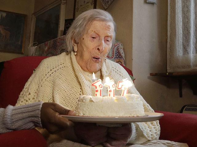 Dünyadaki 19. Yüzyılda Doğan Son İnsan 117. Yaşını Kutladı ve Sırrını Açıkladı