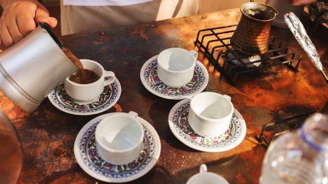 Etiyopya'dan çıkan kahve birçok kültürün parçası oldu.
