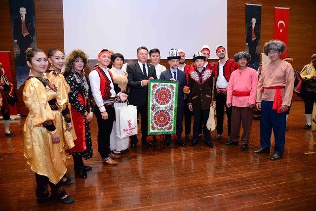 Ankara'nın başkent oluşunun 95'inci yıl dönümü kutlandı