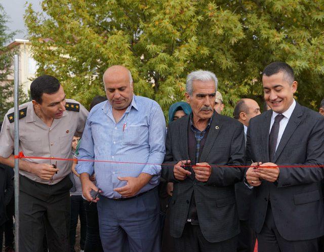 Şehit polis Fethi Sekin'in ismi halı sahaya verildi