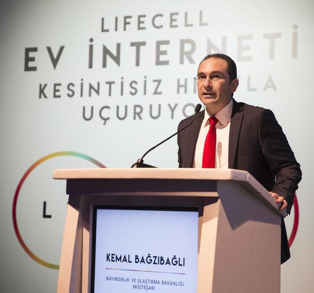 Kuzey Kıbrıs Turkcell 'Lifecell Digital'i tanıttı