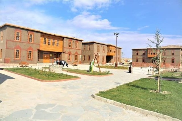 Tarihi Van Evleri Mahallesi açılıyor