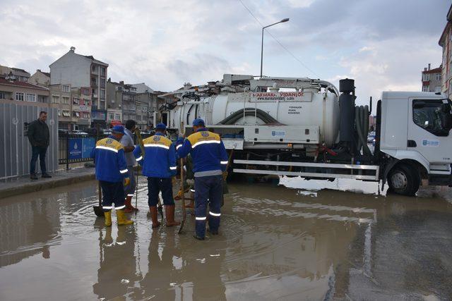 Silivri Belediye Başkanından 'su baskını' açıklaması