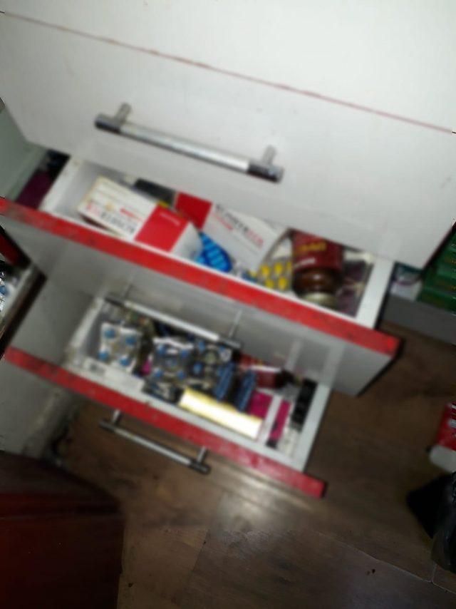 Kayseri'de 19 bin kaçak ilaç ele geçirildi