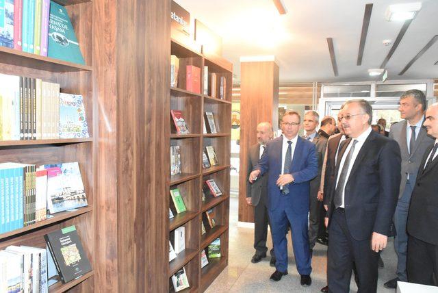 Edirne'de Millet Kıraathanesi açıldı