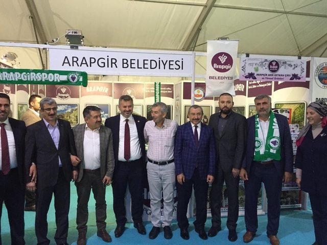 İstanbul'da Arapgir rüzgarı