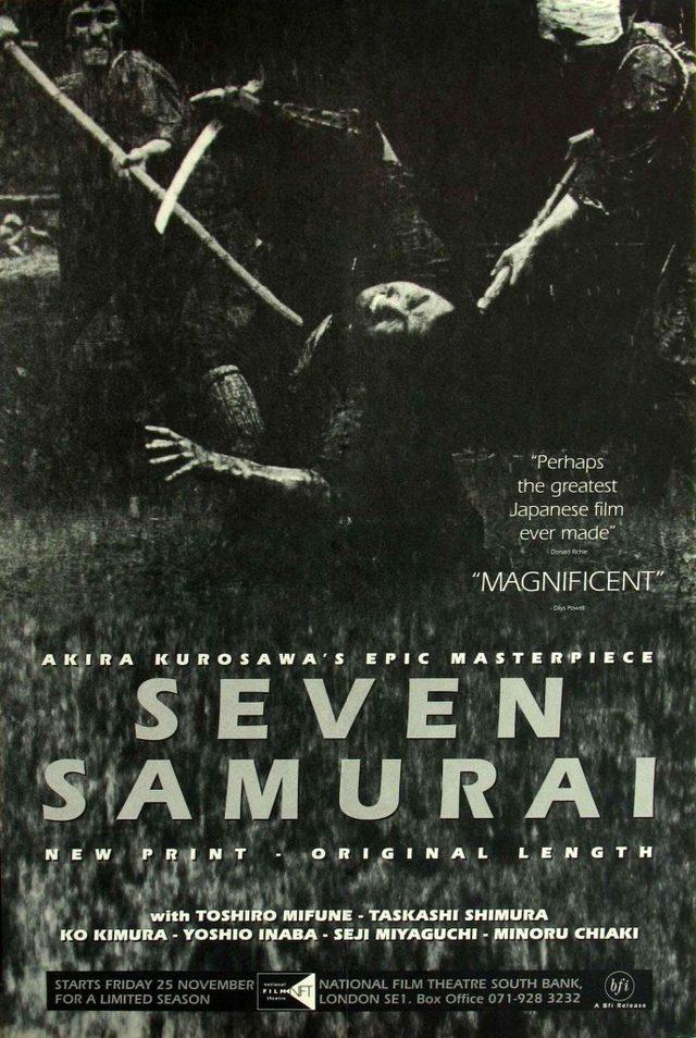 Yedi Samuray Kanlı Pirinç