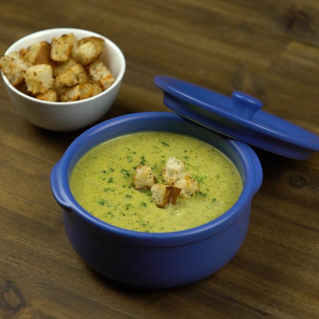 brokoli çorba