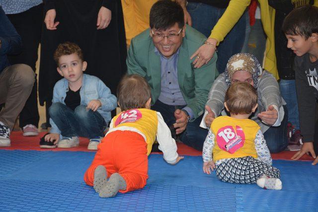 Bilecik Haberleri: Bilecikte bebek emekleme yarışması 28