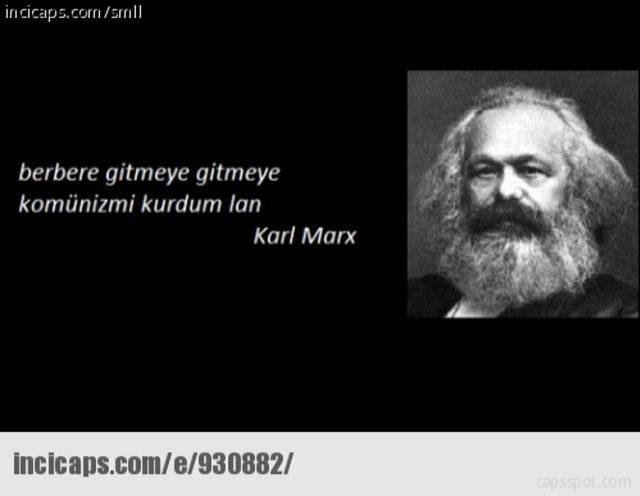 Keşke Karl Marx Söyleseydi Diyeceğiniz 12 Komik Söz Mynet Trend