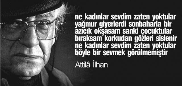Attila Ilhanın şarkılarda Nefes Bulmuş Okuduğunuzda Melodisi