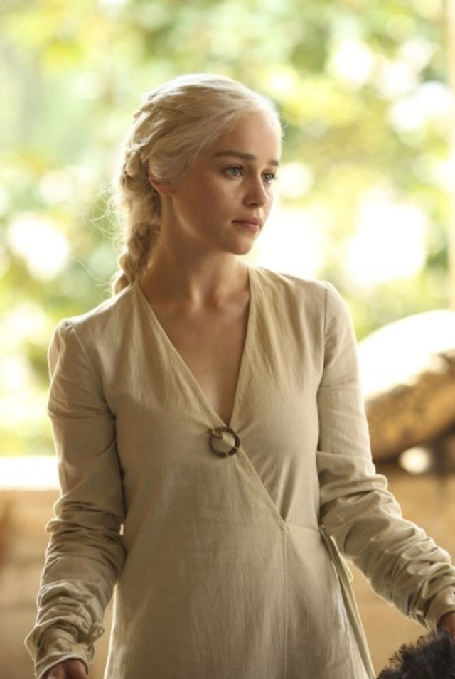 Frisuren Wie Khaleesi Aus Game Of Thrones Mynet Trend
