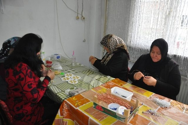 Sarp Sınır Kapısı'nda ve resmi kurumlarda geri dönüşüm kampanyası