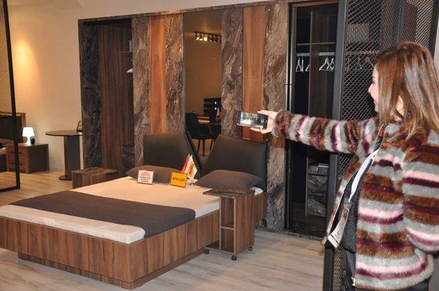 'Yatak ve giyinme odası' konsepti Arapların gözdesi oldu