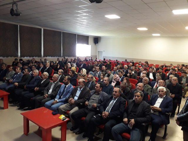 Kağızman'da Kadına Şiddetle Mücadele eğitim semineri