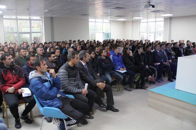 Van'da 'Okul Sporları' toplantısı