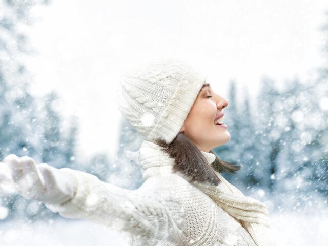 Kar yağışını kendiniz için fırsata dönüştürün!