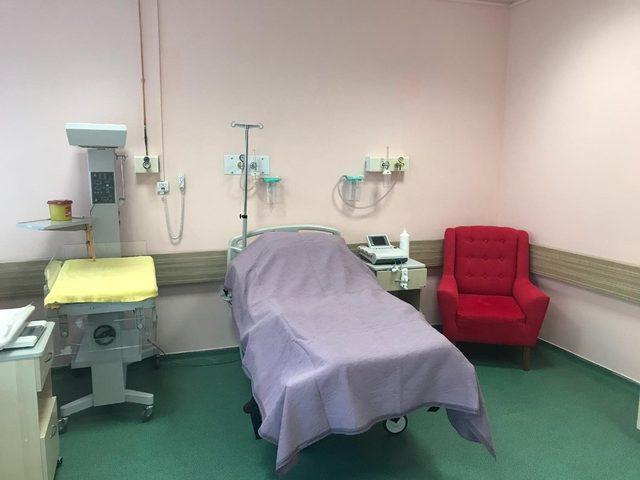 KBÜ Eğitim ve Araştırma Hastanesi'ne 'Anne Dostu Hastane' unvanı verildi