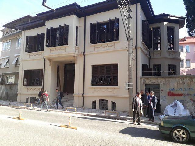 Atatürk Evi Kültür Merkezi, Ata'nın anısına yakışacak