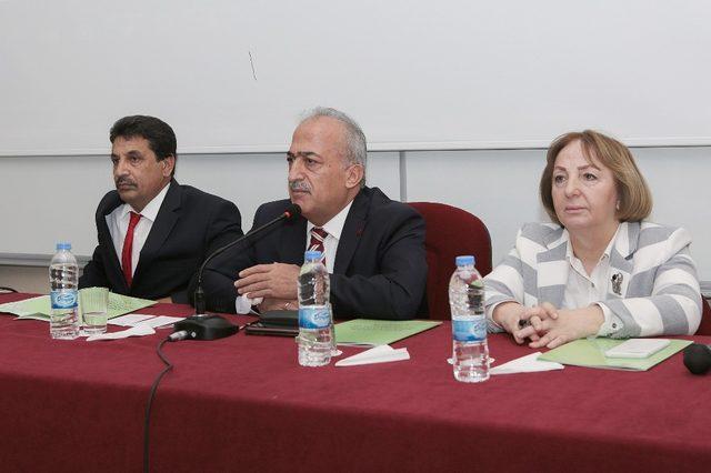 Rektör Çomaklı Kazım Karabekir Eğitim Fakültesini yerinde inceledi