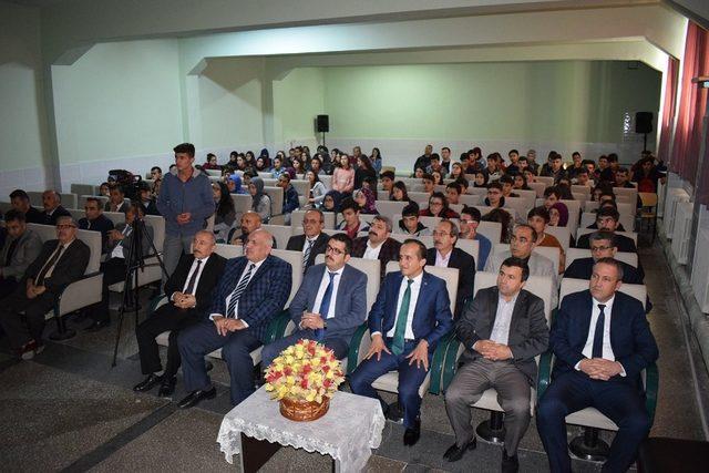 Sungurlu'da Mimar Sinan konulu anma program