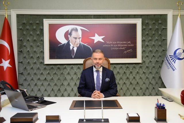 Başkan Ertürk: