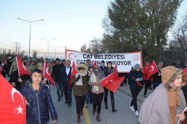 Çat Belediyesi Başkanı Arif Hikmet Kılıç,